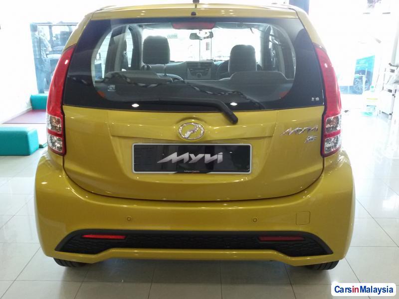 Perodua Myvi Automatic in Malaysia