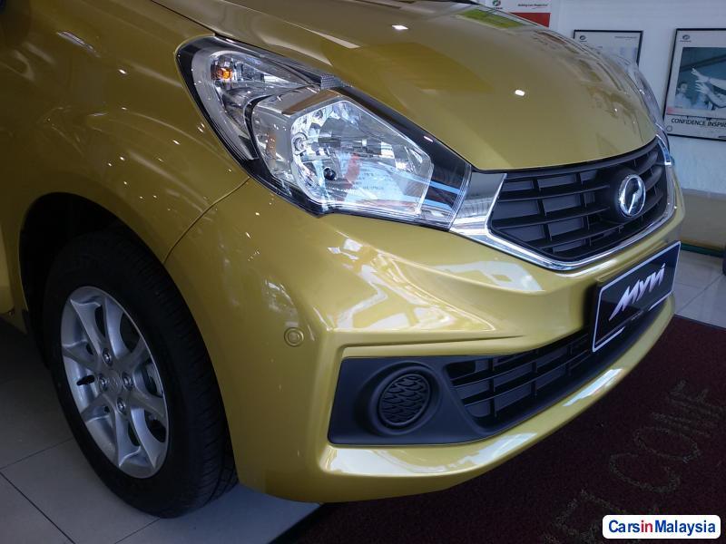 Picture of Perodua Myvi Automatic in Malaysia