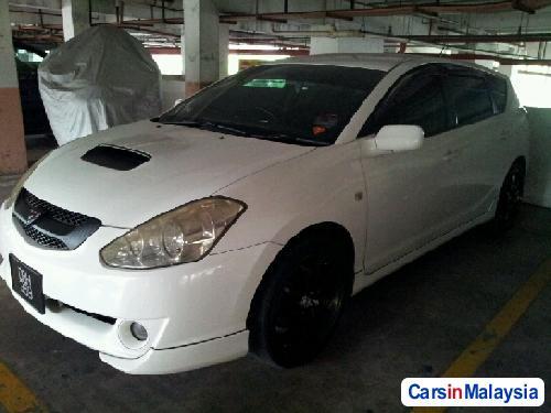 Picture of Toyota Caldina Semi-Automatic 2006
