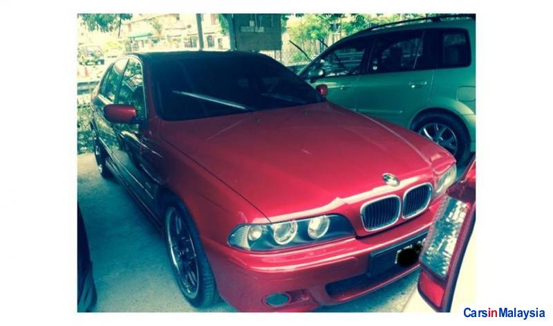 Pictures of BMW 5 Series Automatic 2001
