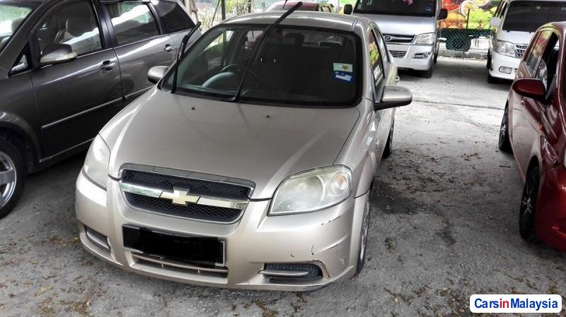 Picture of Chevrolet Aveo Automatic 2009