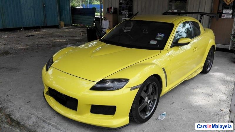 Picture of Mazda RX-8 Manual 2003