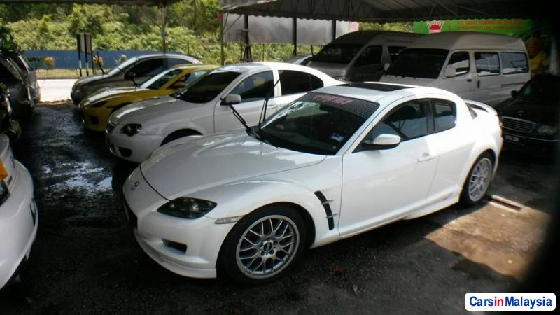 Picture of Mazda RX-8 Automatic 2003