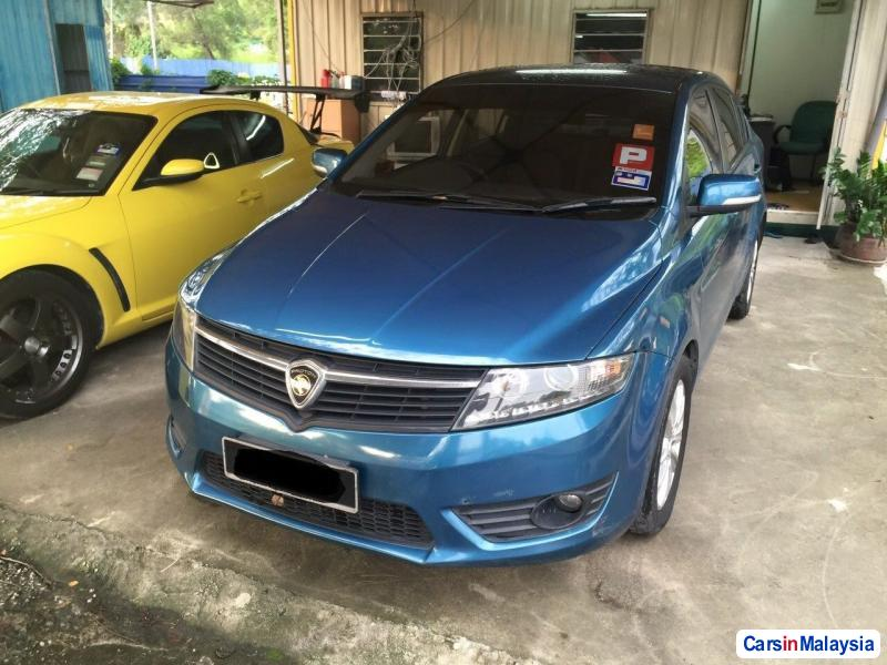 Picture of Proton Preve Automatic 2012