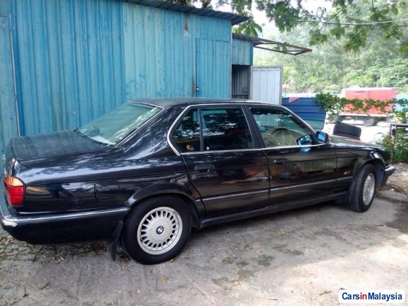 Picture of BMW 7 Series Automatic 1991