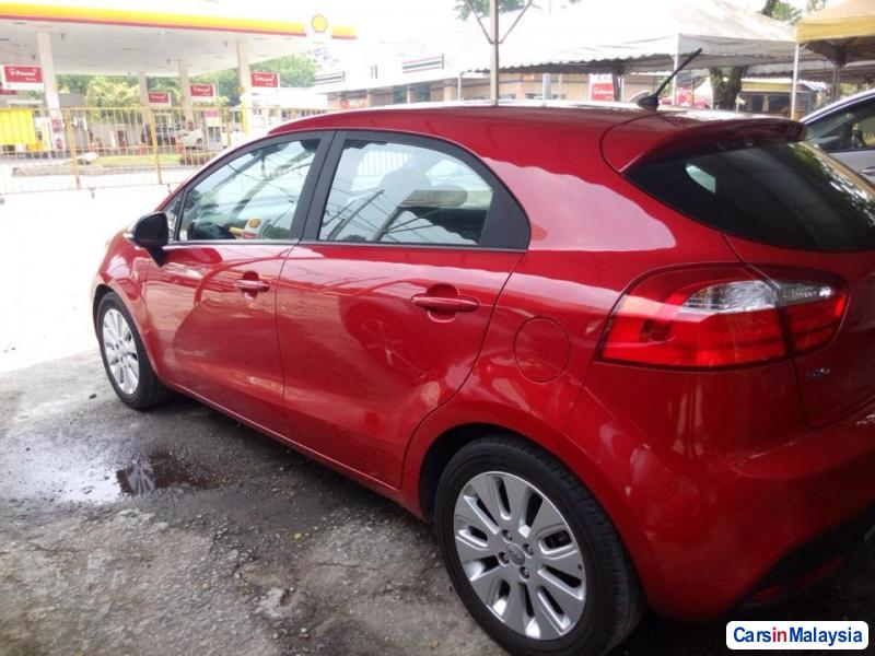 Picture of Kia Rio Automatic 2013