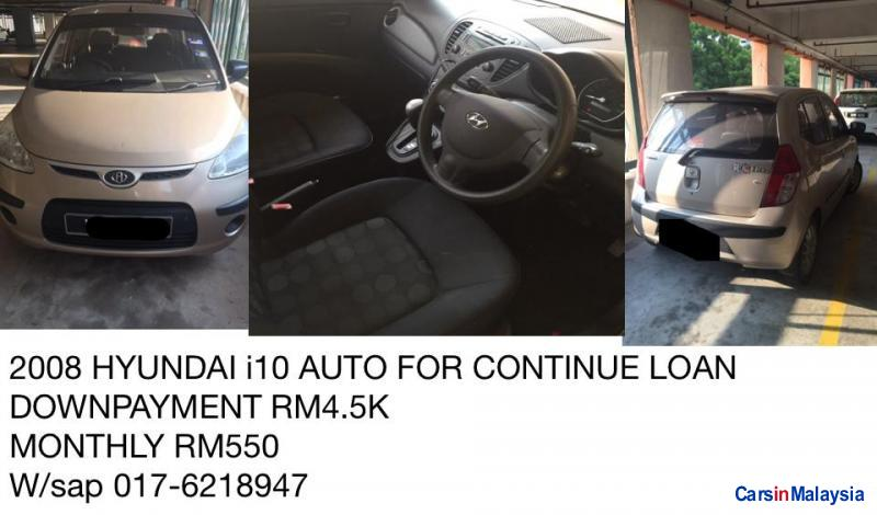 Picture of Hyundai i10 Automatic 2008