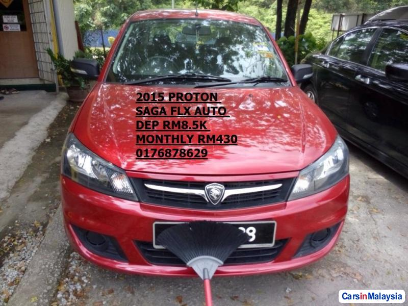 Picture of Proton Saga Automatic 2015