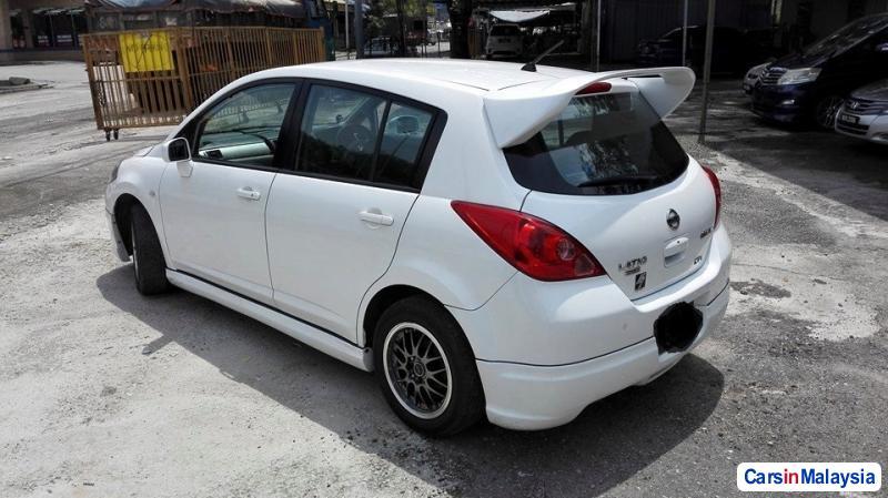 Nissan Latio Automatic 2011 in Kuala Lumpur