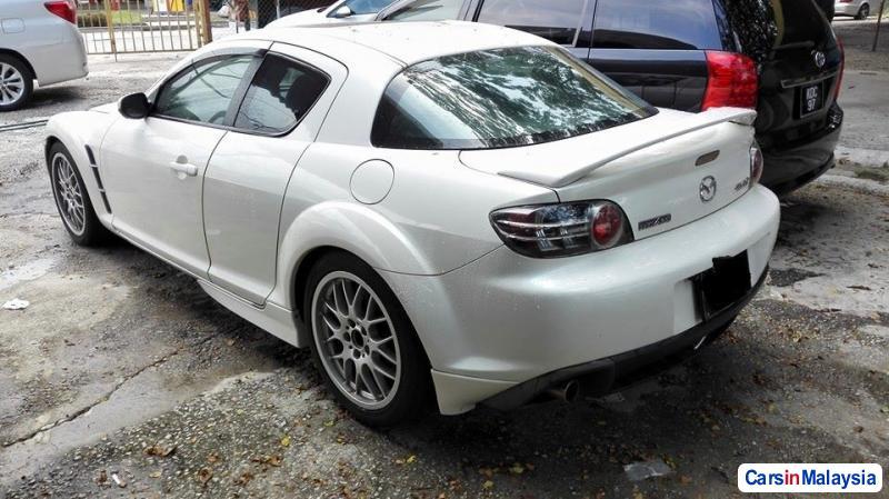 Mazda RX-8 Automatic 2003 in Malaysia