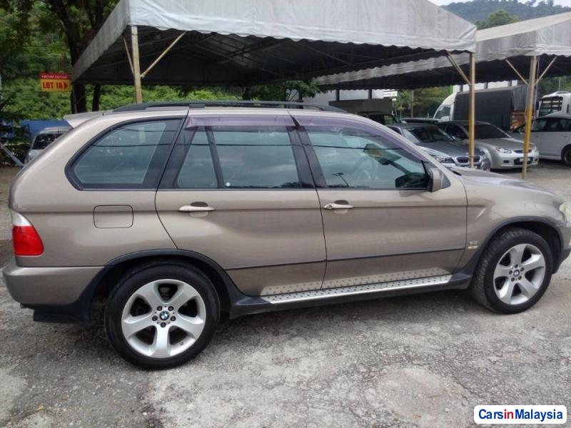 BMW X Automatic 2008 in Malaysia