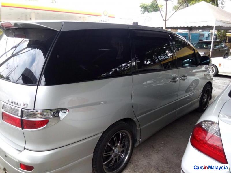Toyota Estima Automatic 2008 in Malaysia