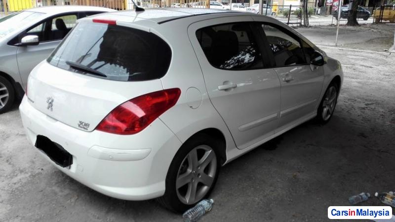Peugeot 308 Automatic 2010 in Malaysia