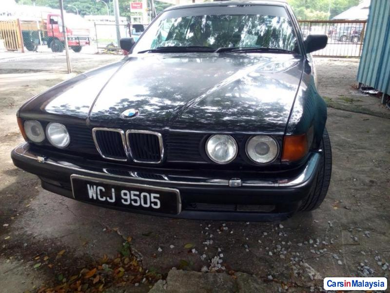 Picture of BMW 7 Series Automatic 1991 in Malaysia
