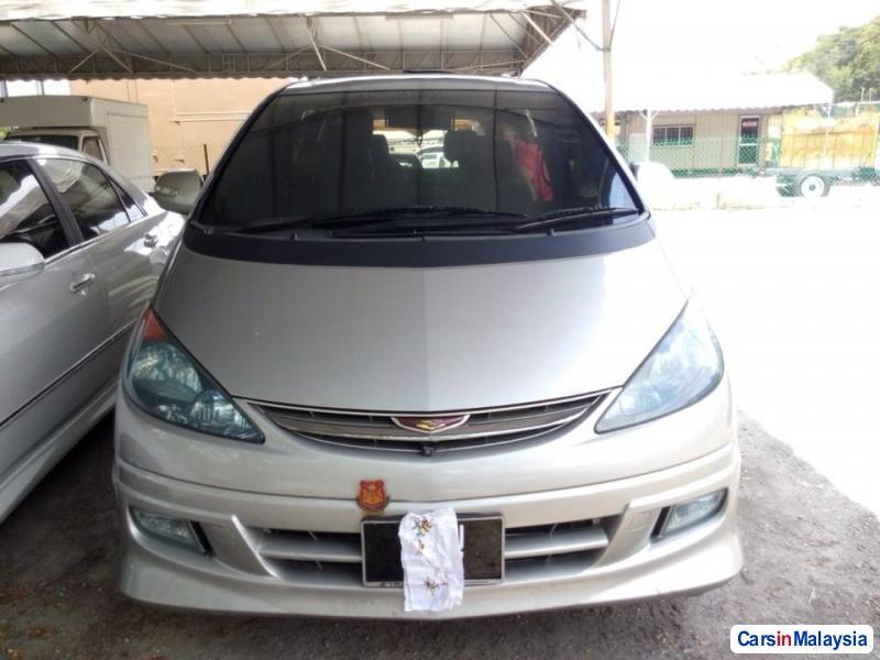 Toyota Estima Automatic 2008 - image 6