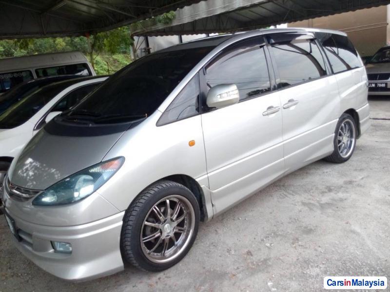 Toyota Estima Automatic 2008 - image 7