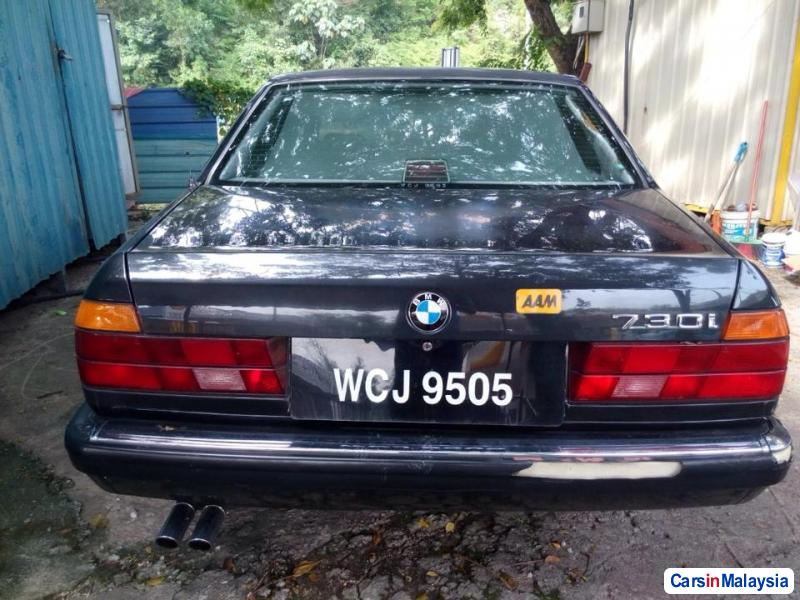 BMW 7 Series Automatic 1991 in Malaysia - image