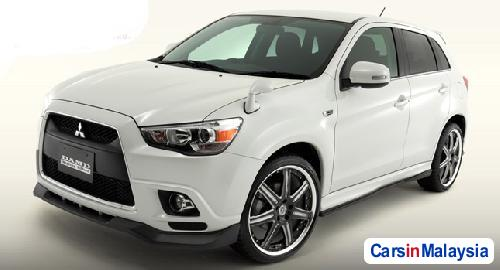 Picture of Mitsubishi ASX Automatic