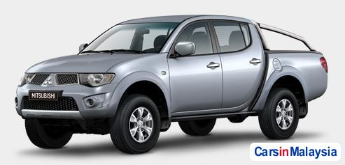 Picture of Mitsubishi Triton Manual