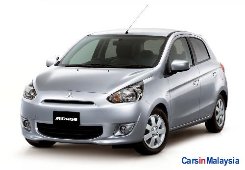 Picture of Mitsubishi Mirage Automatic