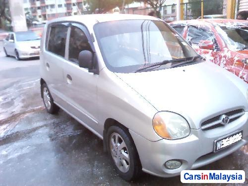 Picture of Hyundai Atos Automatic 2004