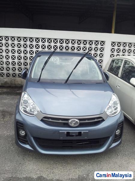 Picture of Perodua Myvi Semi-Automatic