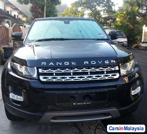 Picture of Land Rover Range Rover Automatic 2011