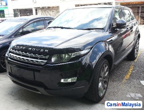 Land Rover Range Rover Automatic 2011