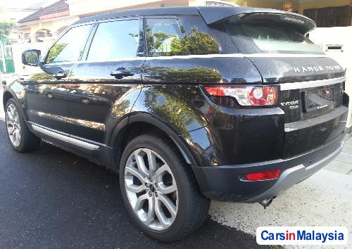 Land Rover Range Rover Automatic 2011 in Selangor