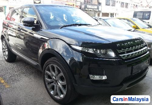 Land Rover Range Rover Automatic 2011 in Malaysia