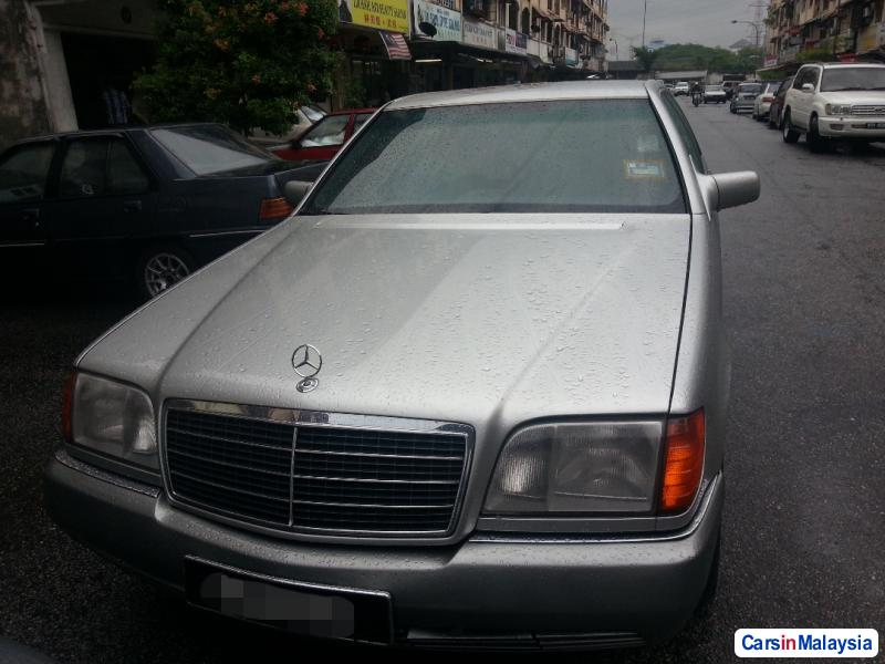 Picture of Mercedes Benz S320L Automatic 1994
