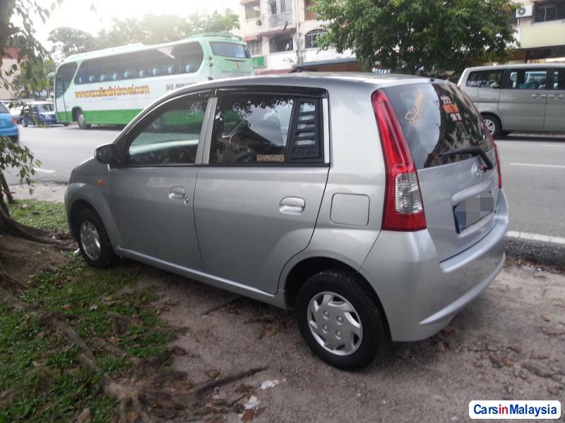 Picture of Perodua Viva Manual 2013 in Malaysia