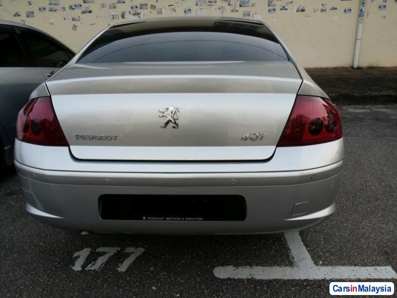 Peugeot 407 Semi-Automatic 2004