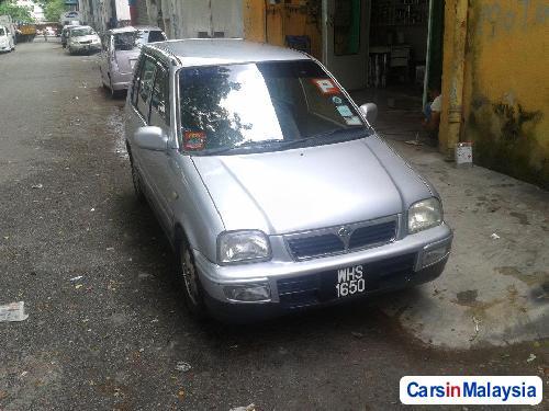 Picture of Perodua Kancil Manual 2000