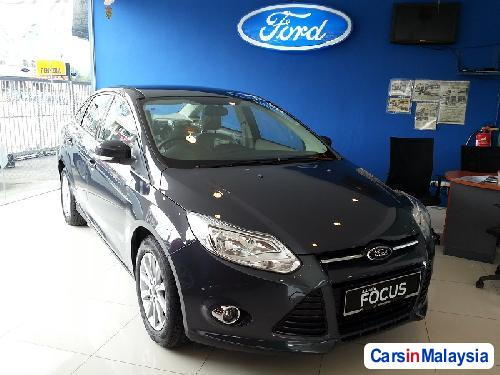 Picture of Ford Focus Semi-Automatic