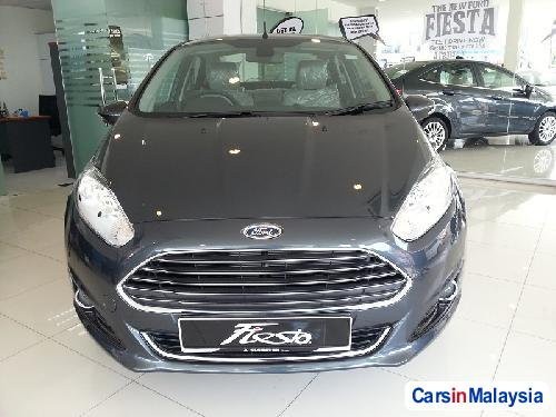 Picture of Ford Fiesta Semi-Automatic