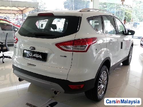 Picture of Ford Kuga Semi-Automatic in Kuala Lumpur