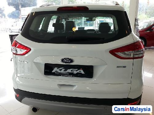Picture of Ford Kuga Semi-Automatic in Malaysia