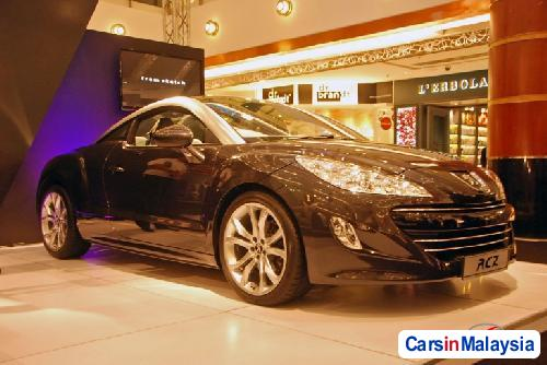 Pictures of Peugeot RCZ Semi-Automatic