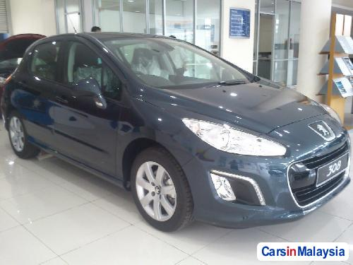 Picture of Peugeot 308 Semi-Automatic