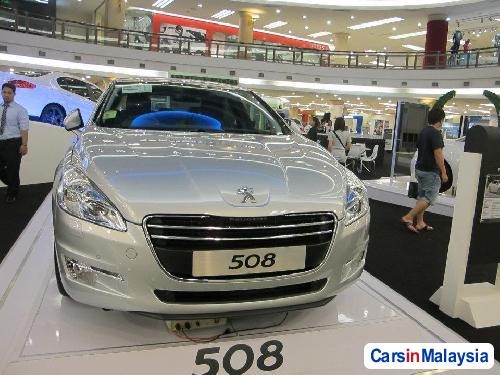 Picture of Peugeot 508 Automatic