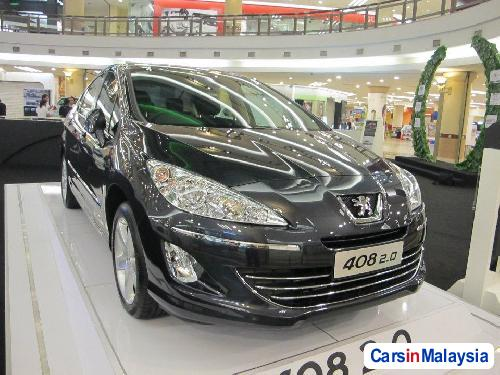 Picture of Peugeot 408 Automatic