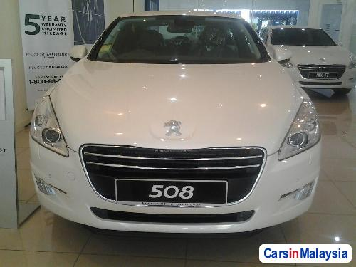 Picture of Peugeot 508 Semi-Automatic