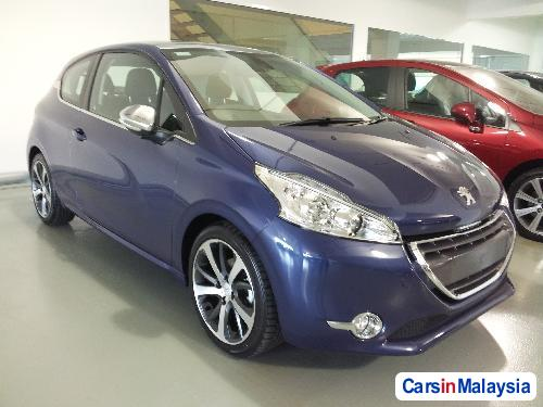 Picture of Peugeot 208 Semi-Automatic