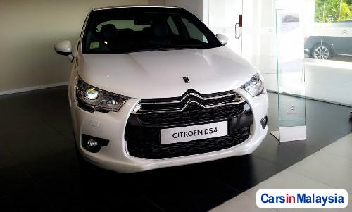 Picture of Citroen DS4 Semi-Automatic