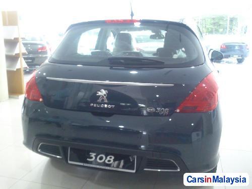 Peugeot 308 Semi-Automatic in Selangor