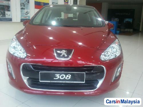 Peugeot 308 Semi-Automatic in Malaysia