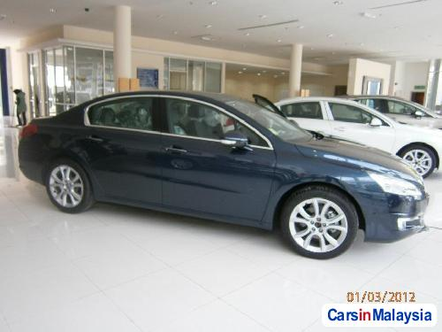 Peugeot 508 Automatic in Malaysia