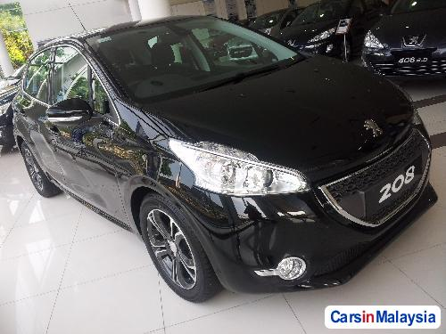 Peugeot 208 Automatic in Malaysia