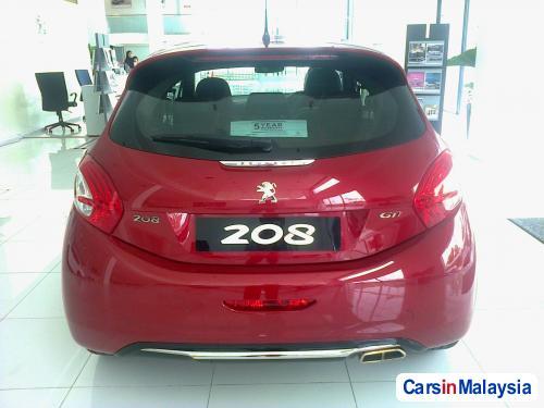 Peugeot 2008 Manual in Malaysia